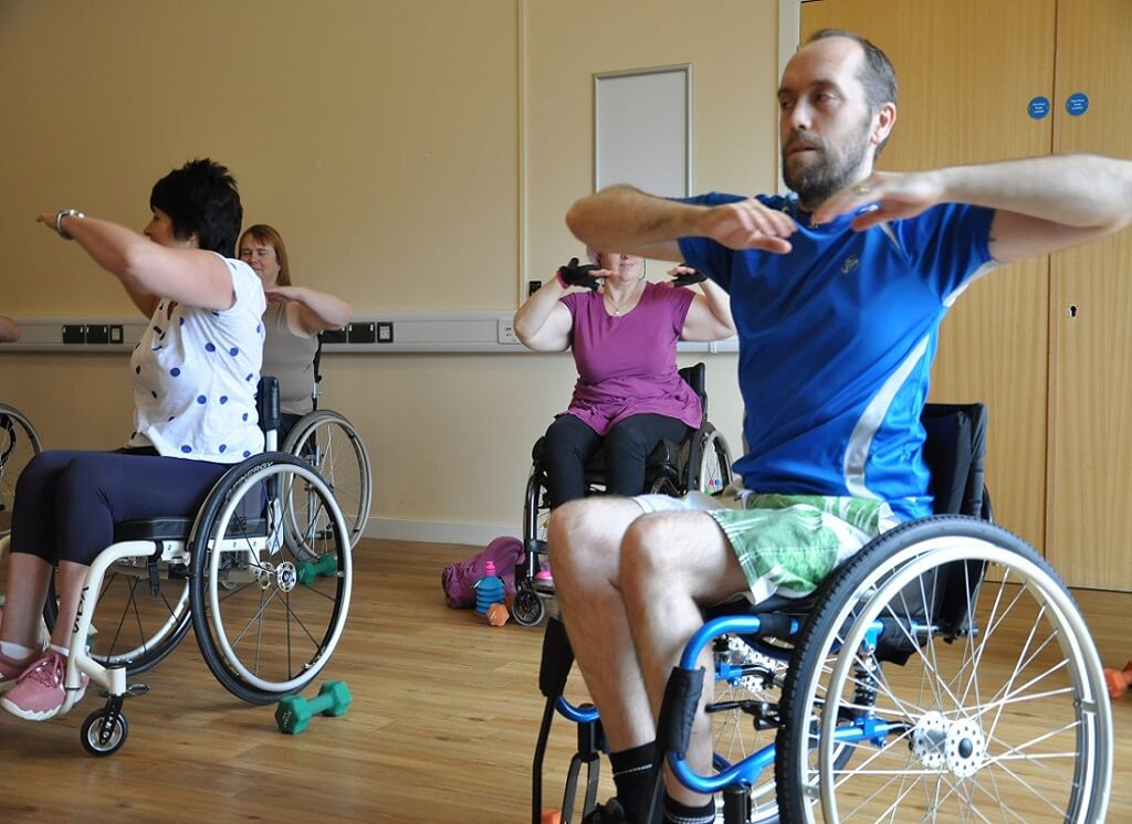 Healthy Living With Disabilities