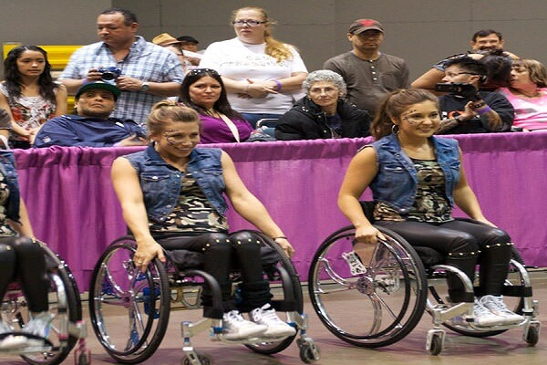 Inspirational Living With Disabilities