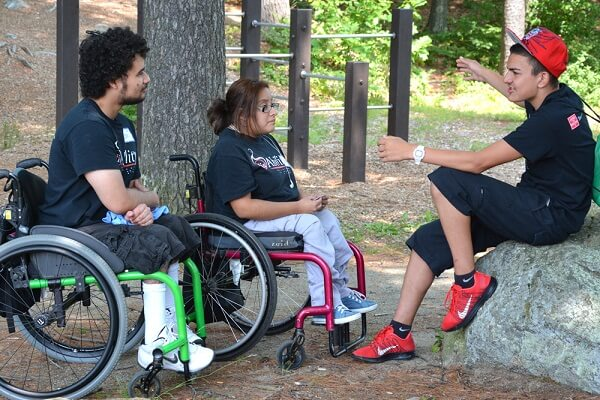 Outdoor Living With Disabilities