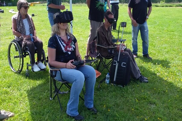 Drone Operator Careers Options For Disabled