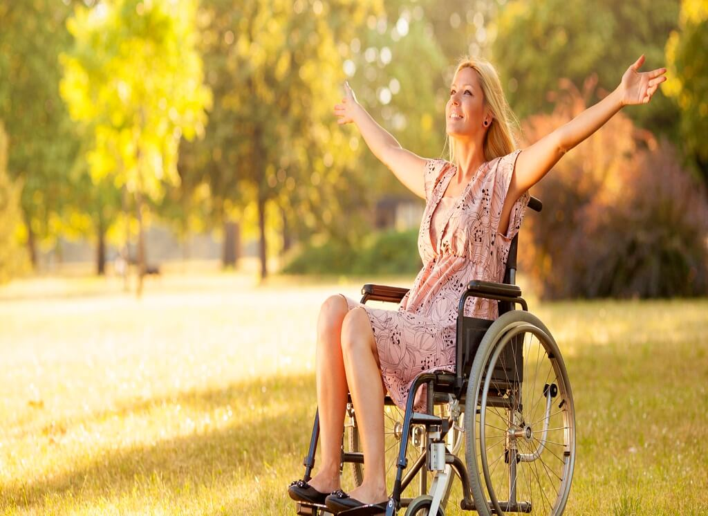 living life as a disabled person More than a million disabled people are now living without the care they need, according to the charity leonard cheshire disability, with reports of people with serious health conditions waiting.
